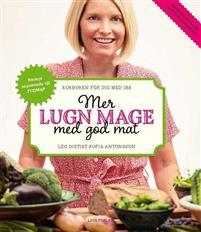 Mer lugn mage med god mat - kokbok för dig med IBS Book Cover